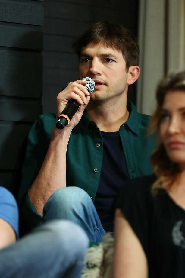 Ashton Kutcher, who invested in Bird through his venture firm Sound 