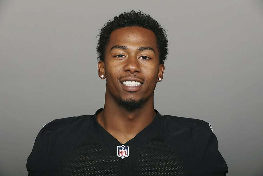 FILE - This is a June 27, 2017, file photo showing Sean Smith of the Oakland Raiders NFL football team. The Raiders are releasing cornerback Sean Smith to create more salary cap room heading into free agency. A person familiar with the move said Smith was told Monday, March 12, 2018, that he will be let go before the start of the new league year on Wednesday. The person spoke on condition of anonymity because the team hadn't announced the move. (AP Photo/File) Photo: Associated Press