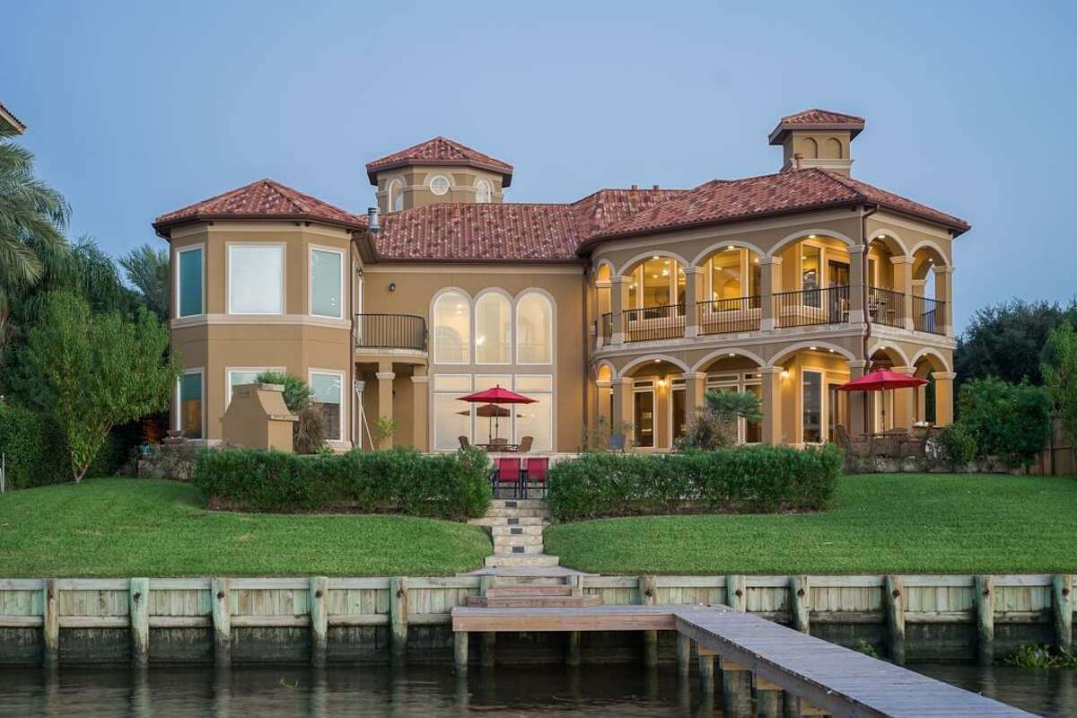 League City - No. 46 in TexasLeague City is located south of Friendswood and Clear Lake, stretching from Highway 35 to Highway 146.Example home listing: 1628 Enterprise, $2.495 million. See the listing.