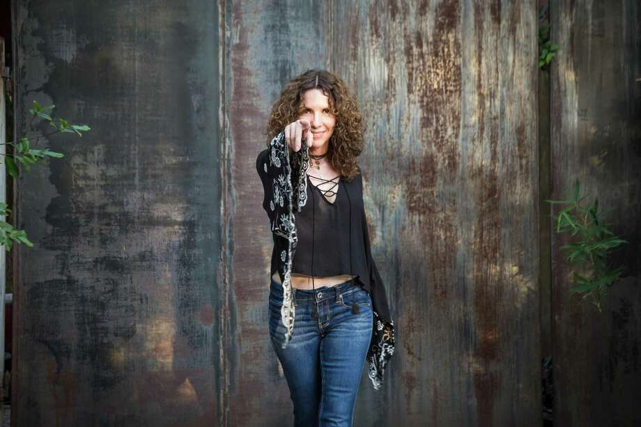 """Lisa Morales: Singer-songwriter Morales, of Sisters Morales fame, has a new solo album, """"Luna Negra and the Daughter of the Sun."""" 10 p.m. Tuesday, Continental Club Photo: Courtesy Gabriella Micene / gabriella.mcswain@live.com"""