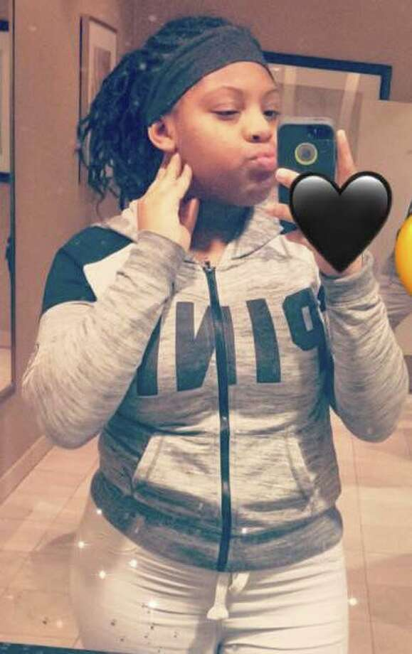 Niajah Alexander, 14, of Schenectady was last seen the morning of Friday, March 9, 2018, leaving her grandmother's home in the Mont Pleasant neighborhood. Anyone with information on her whereabouts is asked to call the Schenectady Police Department at 518-382-5200. Photo: Schenectady Police Department