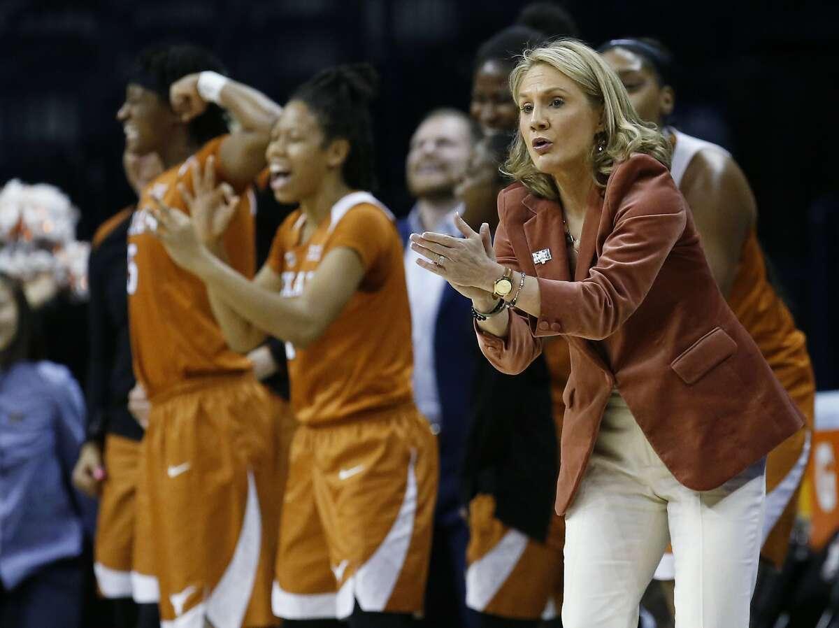 18. Karen Ashton, head coach University of Texas, Austin Compensation:$880,000