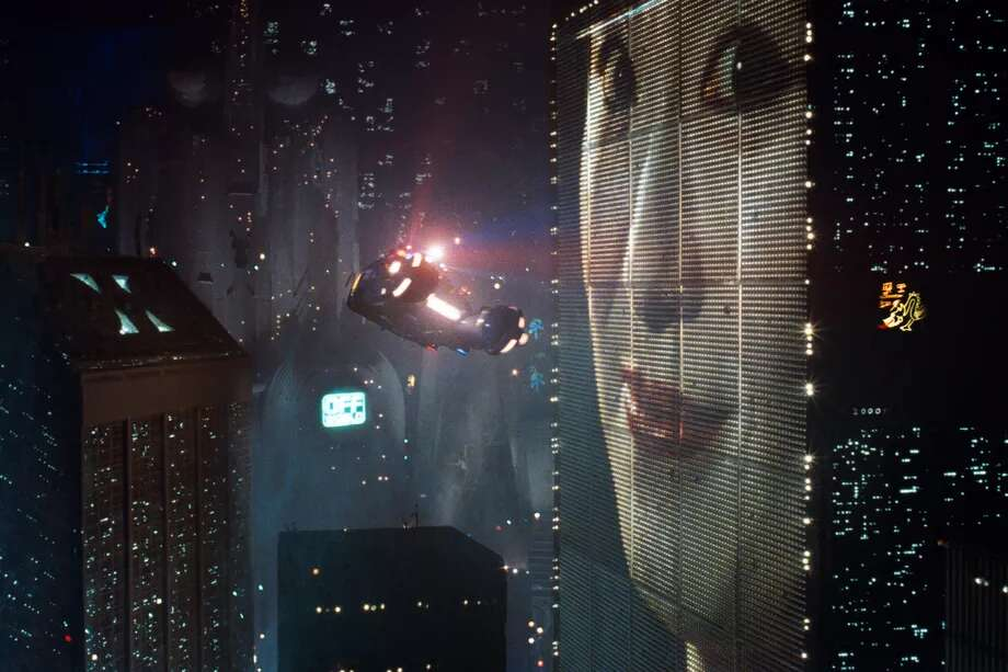 "An Australian online news site recently nicknamed Houston ""Blade Runner city"" for its lack of zoning laws.See the weirdest images to come from Houston's lack of zoning laws. Photo: Warner Bros./ Blade Runner (1982)"