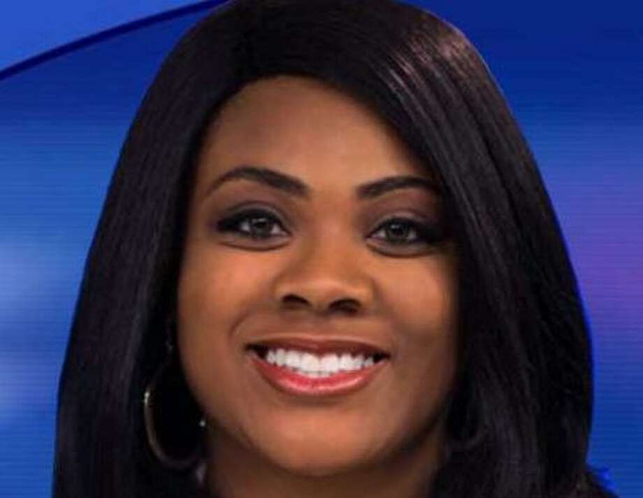 Multi-talented reporter/fill-in anchor Japhanie Gray recently joined KSAT's news. Photo: Courtesy Of KSAT-TV /
