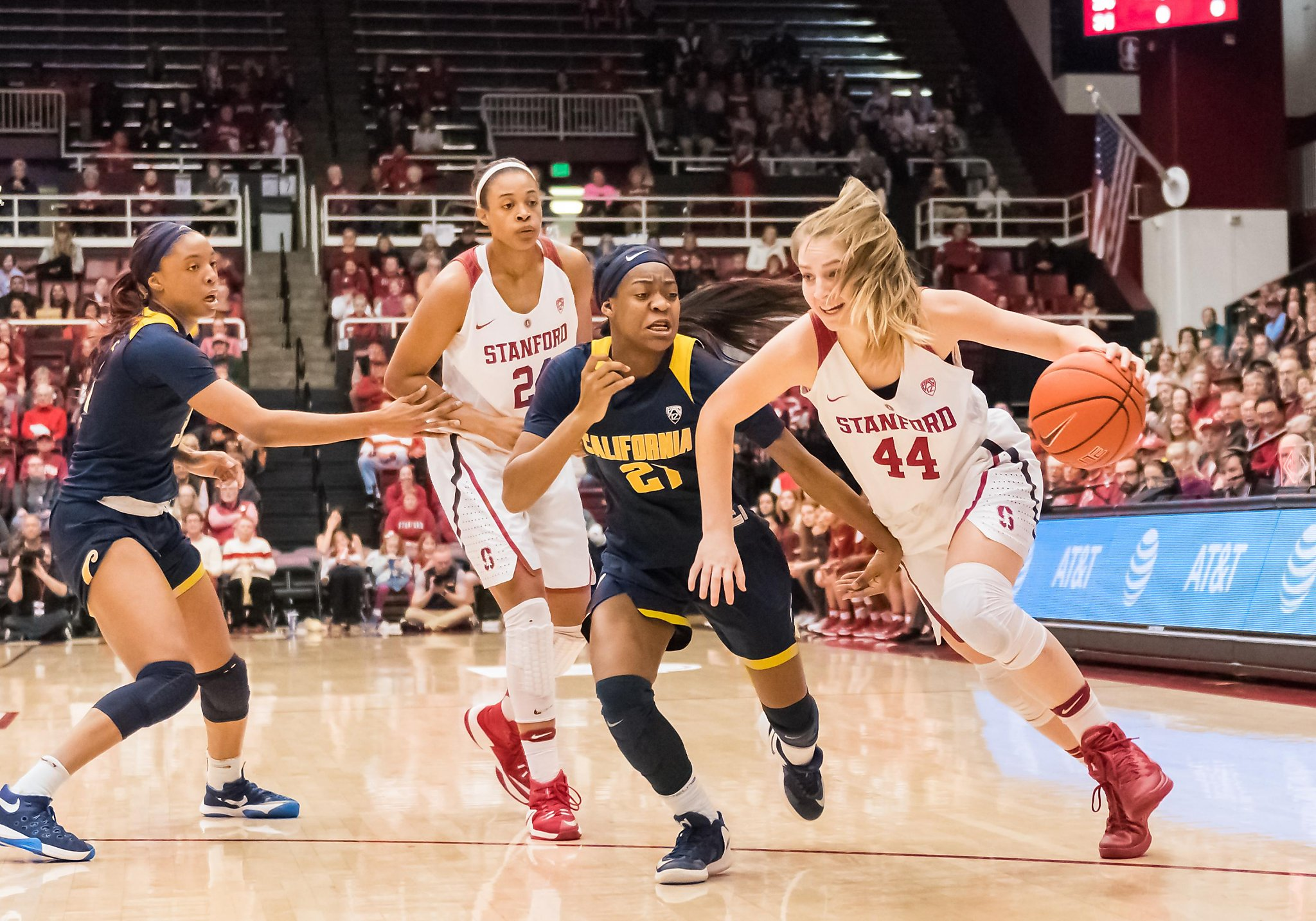 Stanford women to open NCAA Tournament against Gonzaga at Maples
