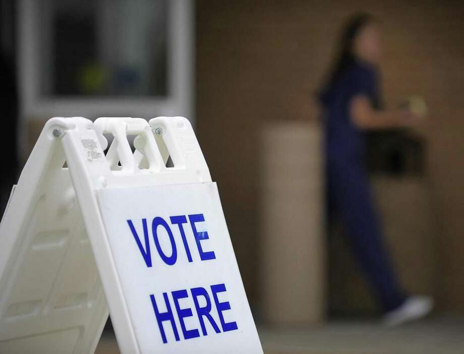 The blue wave didn't hit Texas this primary election, but could it in November? (Max Faulkner/Fort Worth Star-Telegram/TNS) Photo: Max Faulkner, MBR / TNS / Fort Worth Star-Telegram