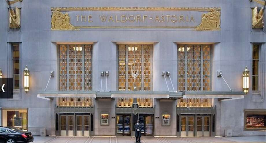 China's government now owns the Waldorf Astoria and may sell it. (Image: Waldorf-Astoria)