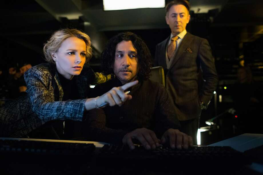 Instinct, a new drama starring Alan Cumming, Bojana Novakovic, Daniel Ings, Naveen Andrews and Sharon Leal, premieres Sunday, March 18 on the CBS Television Network.  Photo: Francisco Roman/ �2017 CBS BROADCASTING INC. ALL RIGHTS RESERVED., CBS