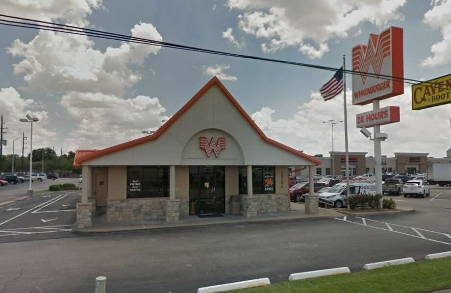 Whataburger #13112121 Katy Freeway, Houston, TX 77079 Inspection Date: Feb. 28, 2018 Photo: Google Maps