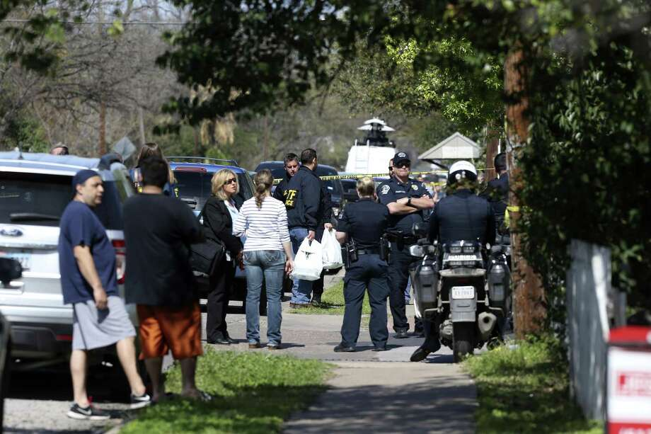 Here's everything we know about the 3 explosions that killed 2 people in Austin, which police say are related.1. Austin police believe three explosions that occurred in a 10-day period are related, they said on Monday, March 12, 2018. Two people have been killed and several more injured. Photo: JERRY LARA / San Antonio Express-News / © 2018 San Antonio Express-News