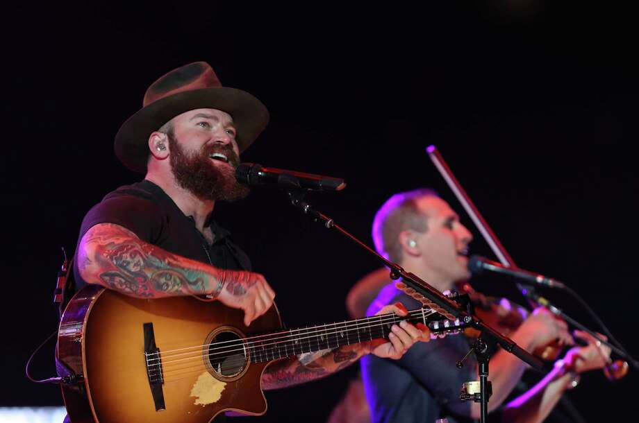 Zac Brown of the Zac Brown Band performs at Rodeo Houston Monday, March 12, 2018, in Houston. Photo: Steve Gonzales, Houston Chronicle / © 2018 Houston Chronicle