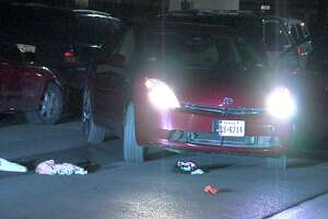 The child was struck around 12:20 a.m. at South Picoso and Angela Walk. Police said the driver who hit the child stopped to help them and is not suspected of drunken driving.