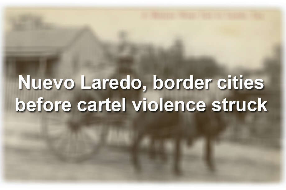 Vintage photos show life in Nuevo Laredo and border cities before cartel violence. Photo: Laredo Morning Times