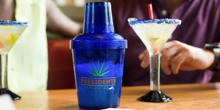 Chili's $3.13 Presidente Margarita, on Tuesday March 13.