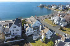The house at 13 Crescent Beach Road in  Norwalk, Conn. was listed for sale in March 2018, at an asking price of  $4.7 million making it the fourth priciest on the Norwalk market.