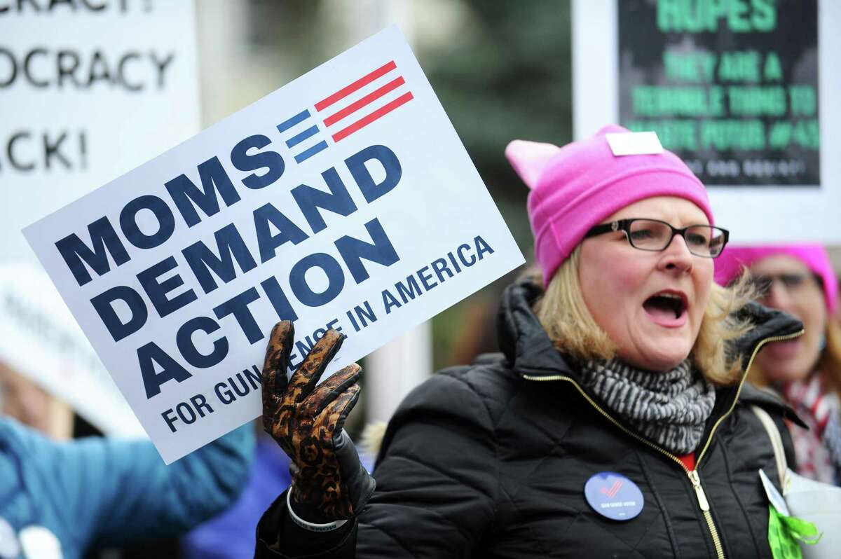Moms Demand Action, a national organization organizing for gun reform, is hosting its first meeting in Norwalk at at 2 p.m. on Saturday.