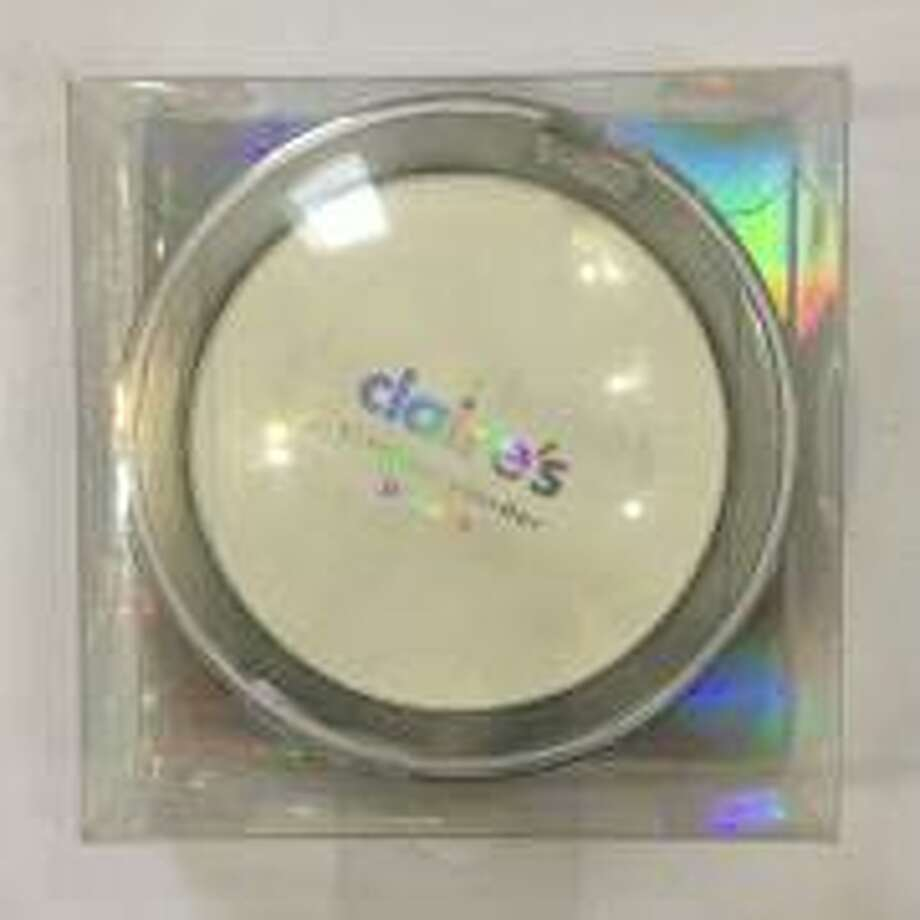 A consumer group claims that independent lab tests confirm thatthree makeup  products found for sale at the Claire's retail chain are contaminated with  asbestos. Photo: Contributed / Courtesy Of U.S. Public Interest Research Group Education Fund