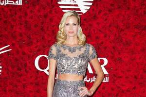 HOLLYWOOD, CA - JANUARY 12:  Actress Brooke Burns attends the Qatar Airways Los Angeles Gala at Dolby Theatre on January 12, 2016 in Hollywood, California.  (Photo by Earl Gibson III/Getty Images for Qatar Airways)
