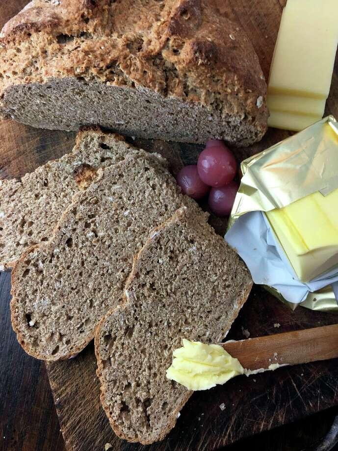 Irish Wheaten Bread Photo: Priscilla Martel / Contributed Photo