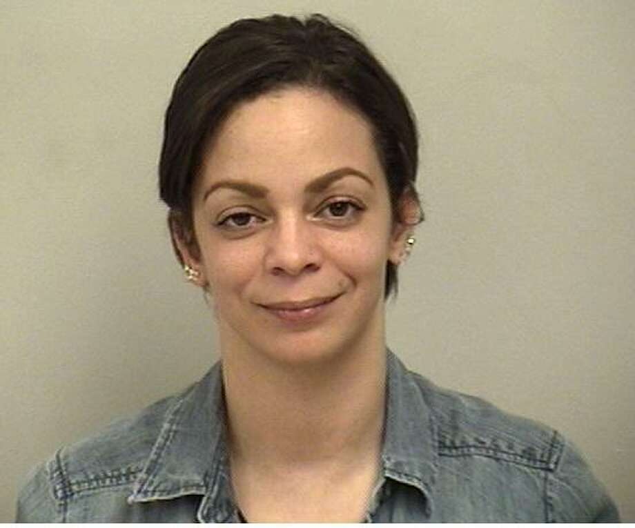 Bridgeport resident Darlene Pagan was charged with operating under the influence of drugs/alcohol, insurance coverage minimum requirements, failure to obey control signal, and possession controlled substance: narcotics in Westport on March 10. Photo: Contributed / Contributed Photo / Fairfield Citizen