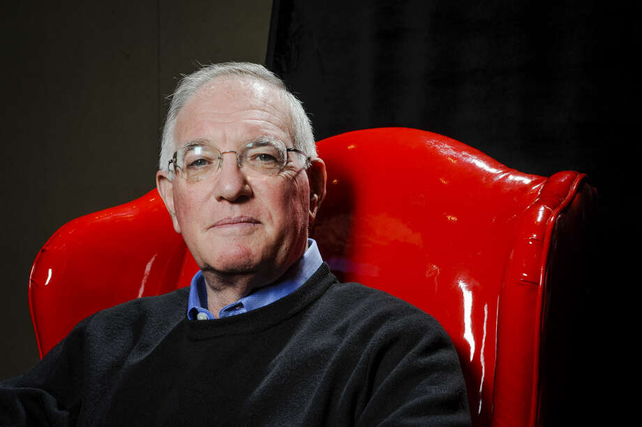 Portrait of author Phillip Margolin at Wordstock literary festival, Portland, Oregon, USA on 9th October 2010. (Photo by Anthony Pidgeon/Redferns) Photo: Anthony Pidgeon / Redferns / Getty Images