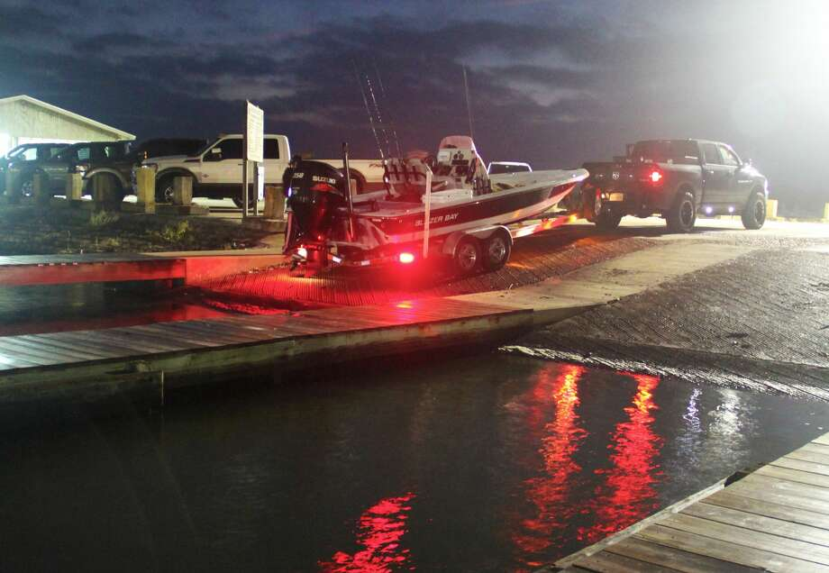 A pre-dawn start can help limit hassles for anglers launching from the state's most popular boat ramps such as these at Matagorda Harbor, the second-busiest coastal boat ramp on Texas' coast. Photo: Shannon Tompkins/Houston Chronicle