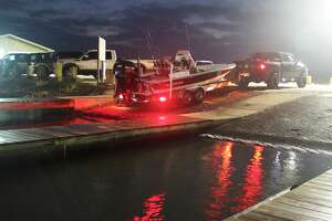 A pre-dawn start can help limit hassles for anglers launching from the state's most popular boat ramps such as these at Matagorda Harbor, the second-busiest coastal boat ramp on Texas' coast.