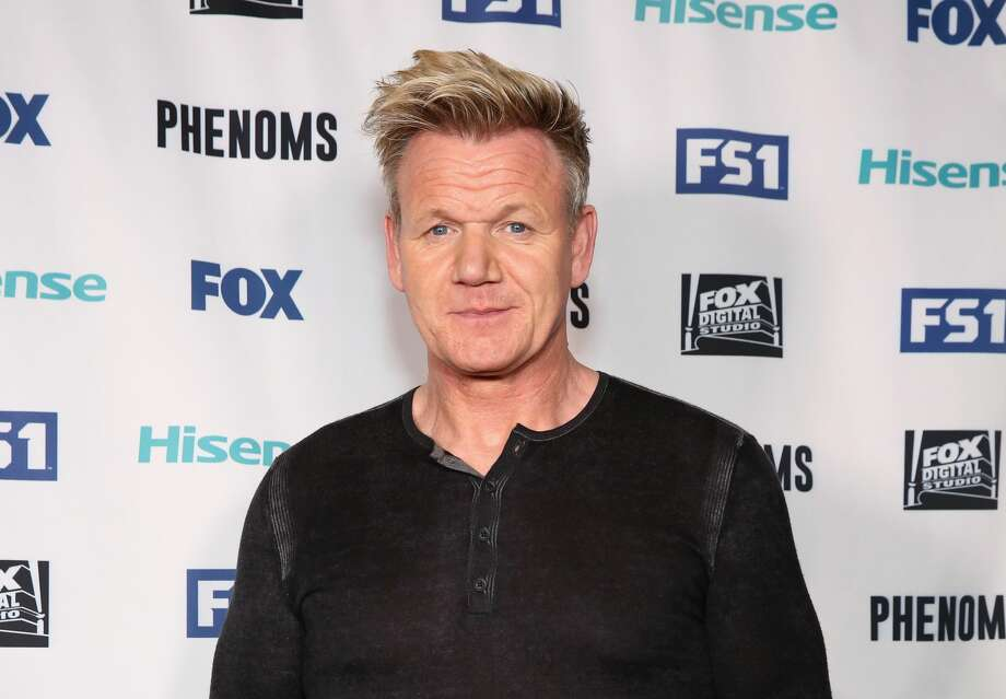 "Gordon Ramsay on March 11, 2018 in Austin, Texas. Photo: Robin Marchant/Getty Images For ""Phenoms"""