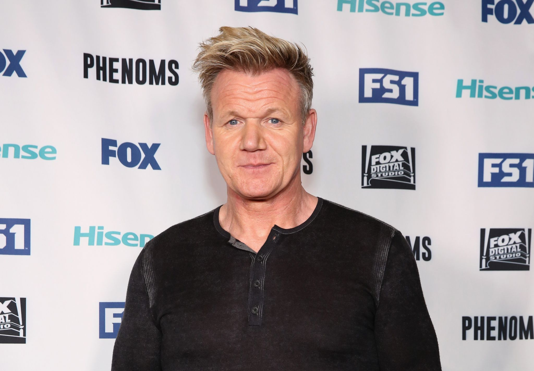 Why did no one tell me Gordon Ramsay was in Texas?
