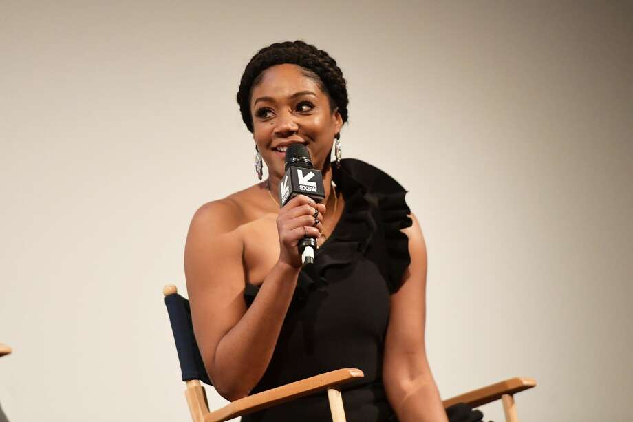 Actress Tiffany Haddish hosted a comedy show at Sam Houston State University in Huntsville on Monday, Aug. 17. Photo: Matt Winkelmeyer/Getty Images For SXSW