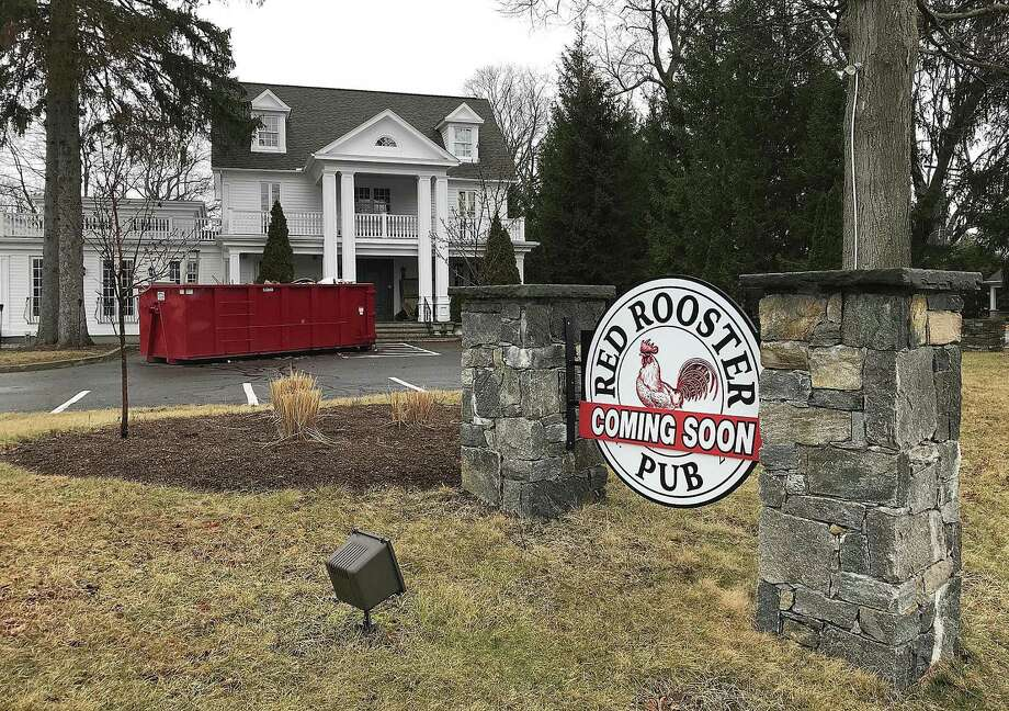 43 Danbury Road, Ridgefield: The former Toscana Ristorante in Ridgefield will soon be Red Rooster Pub. Photo: Chris Bosak / Hearst Connecticut Media / The News-Times