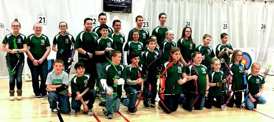 The Laker Archery team has had a successful season this year.The team has placed at several tournaments including afirst place finish at the Chatfield Invitationalearlier this month. (Submitted Photo)