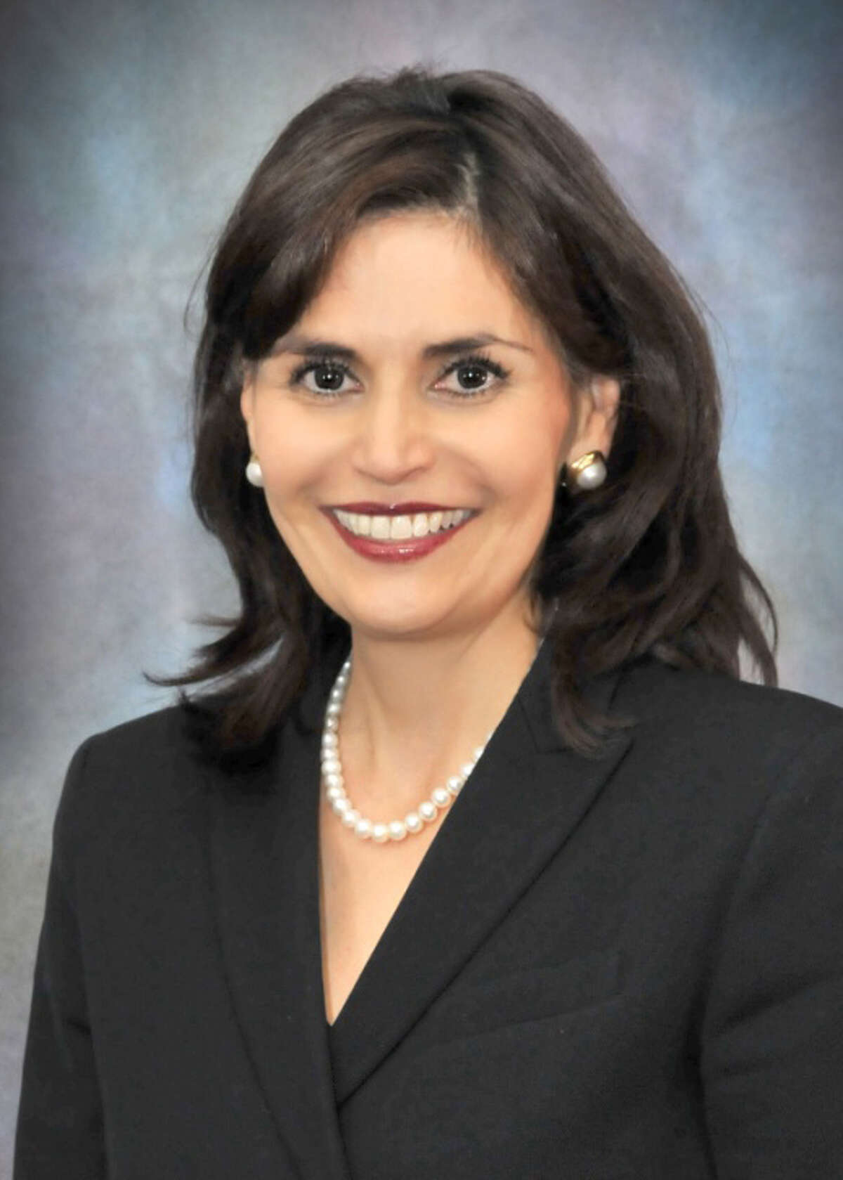 Denise Castillo-Rhodes  Executive vice president and chief financial officer of Texas Medical Center. Castillo Rhodes is from El Paso and a first-generation college student.