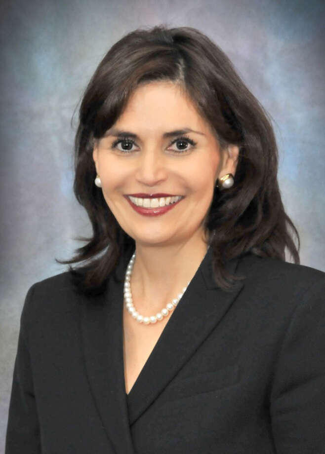 Denise Castillo-Rhodes is the executive vice president and chief financial officer of Texas Medical Center. She was named on of the 50 most influential women in Houston in 2015 and was invited to join the International Women's Forum in 2016. Photo: Greater Houston Women's League