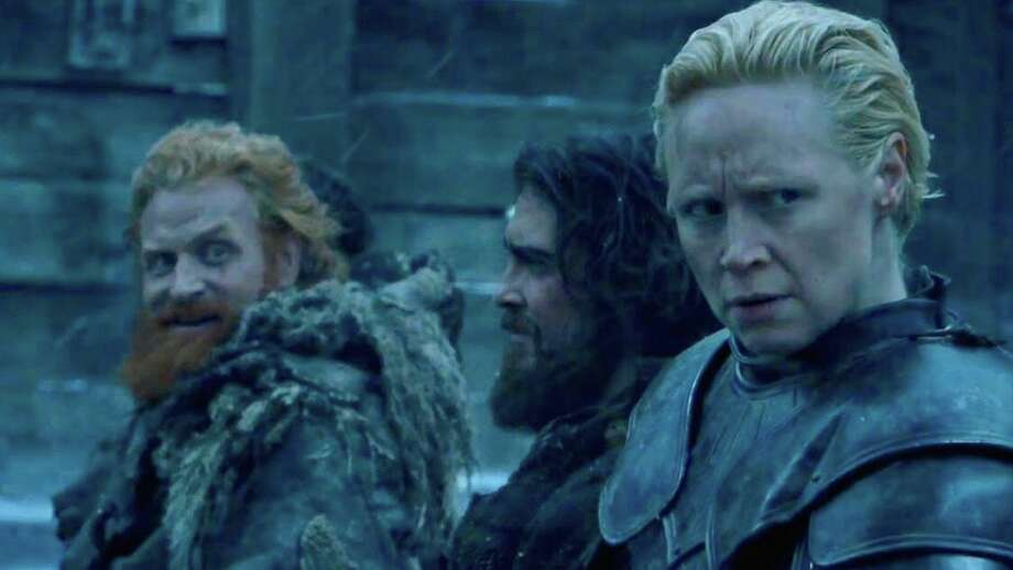 "20 things we're dying to see in the final season of 'Game of Thrones'It's official: There's only one season remaining on HBO's best drama about dragons and mean undead. Here's what we'd really like to see when Season 8 of ""Game of Thrones"" finally rolls around.First! Did Tormund survive the collapsing wall? Will he ever get to make very large babies with Brienne of Tarth? We hope so. They both deserve a little romance. Photo: HBO"