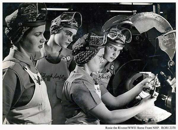 Rosie The Riveter A Legacy Of Strength And Empowerment