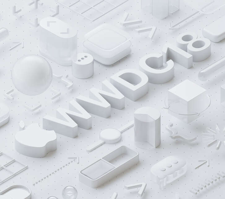 Apple's 2018 Worldwide Developers Conference takes place June 4-8 in San Jose, Calife.