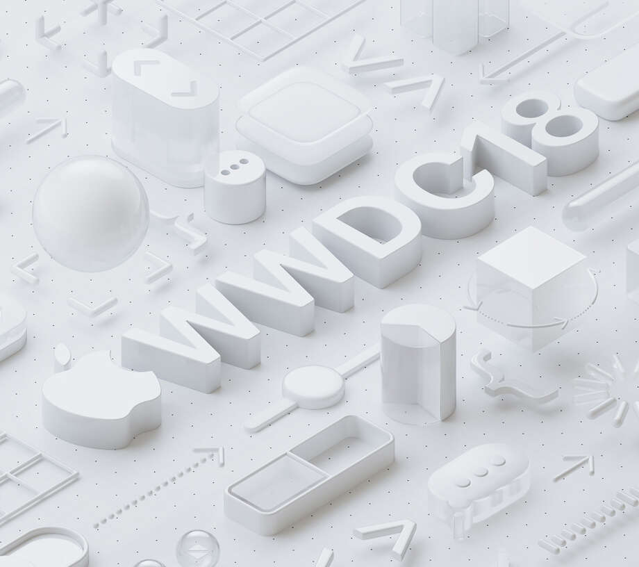 Apple's 2018 Worldwide Developers Conference takes place June 4-8 in San Jose, Calife. Photo: Apple