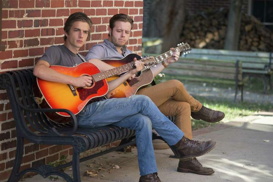 The Meadows Brothers (Dustin, left, and Ian) will play Live @ the MAC. Photo: Ian Meadows / Contributed Photo