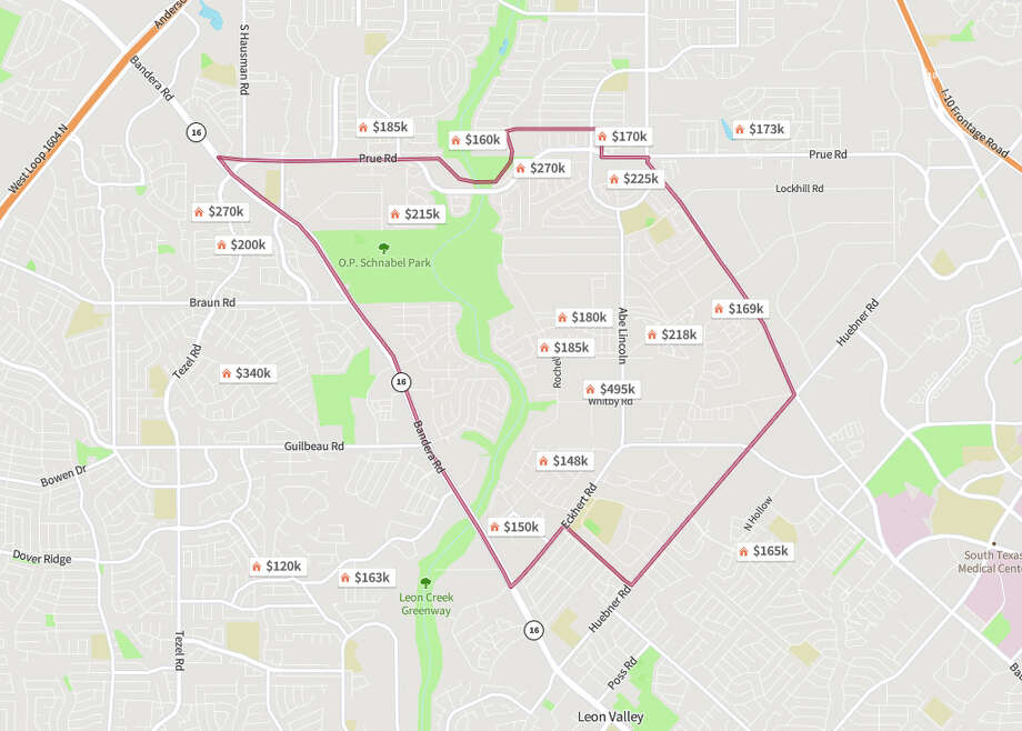 Click ahead to view the neighborhoods that Niche named the Best Places to Live in 2018 in the San Antonio area.
