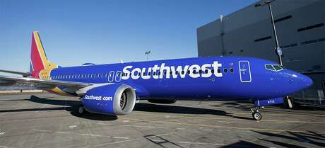 Southwest's 737 MAX 8. (Image: Southwest)