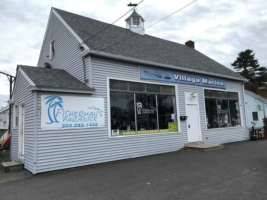 Village Marina at 40 Bridgeport Ave. could become Milford's second brewery. Photo: Contributed Photo / Connecticut Post Contributed