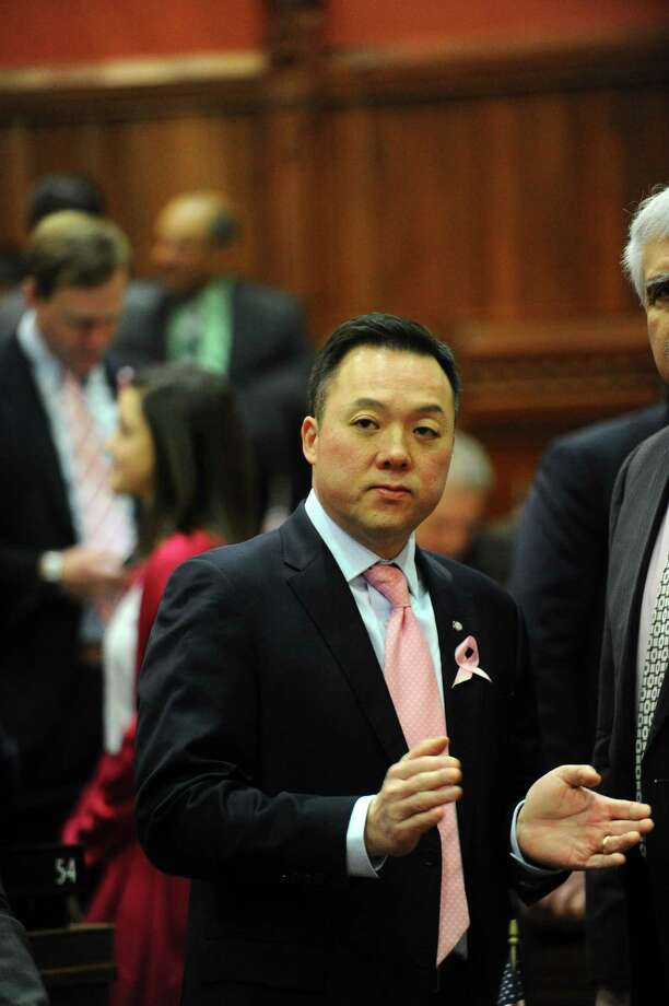 Rep. William Tong, D-Stamford Photo: Michael Cummo / Hearst Connecticut Media / Stamford Advocate