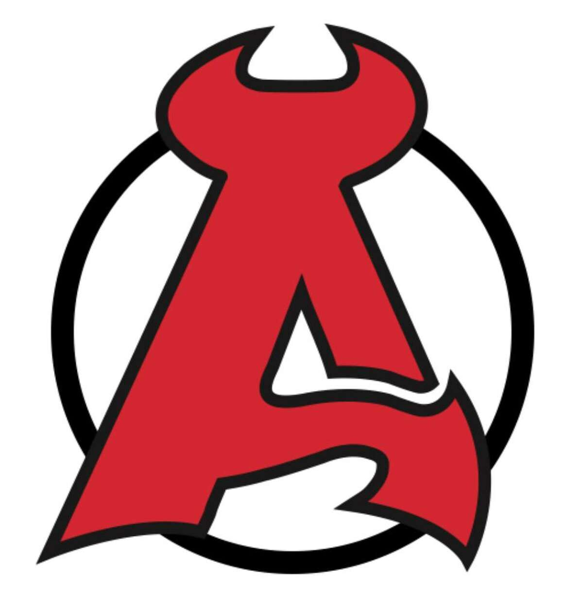 The new logo for the Albany Devils.