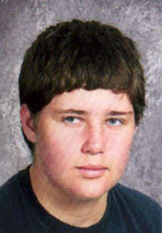 2009 Bethlehem High School yearbook photo of Nicholas VanBenschoten, age 16. He died after losing control of a car Monday night in Columbiaville.