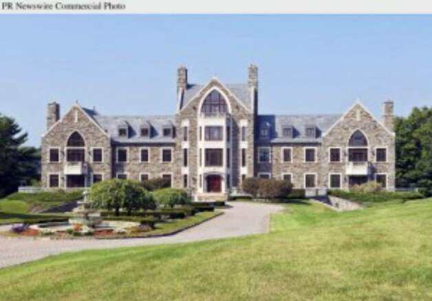 Insurance magnate Albert Lawrence's one-time home, Llenroc on River Road in Clifton Park's Rexford section, has sold for $1.9 million, a fraction of the $12 million asking price put on the mansion when it went on the market in 2007. (File photo)