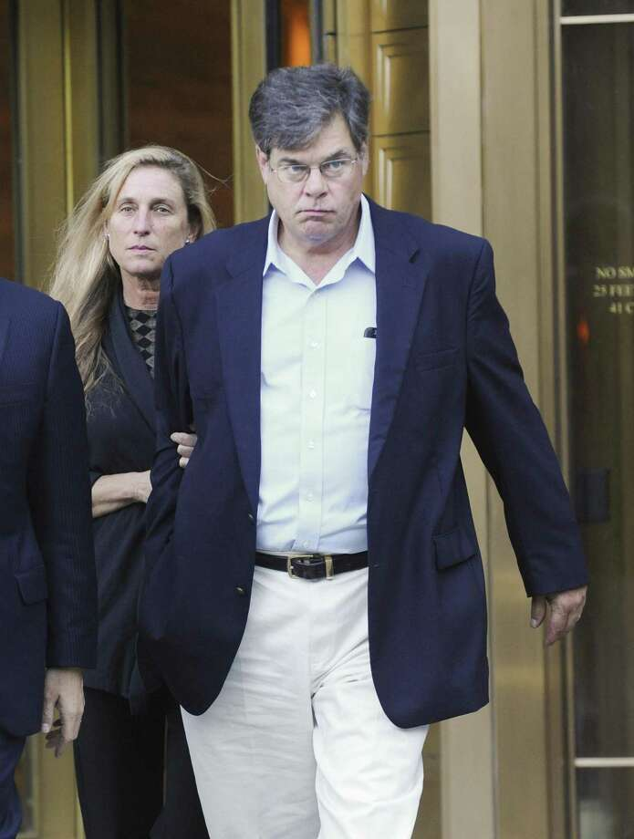 A federal judge in New York declared a mistrial Tuesday in the case of Peter G. Kelly Jr. of Canterbury, who was arrested in connection with a pay-to-play corruption scheme involving a former top aide to New York Gov. Andrew Cuomo. The aide, Joe Percoco, was found guilty of three felony counts on Tuesday. Photo: Louis Lanzano / The New York Times / NYTNS
