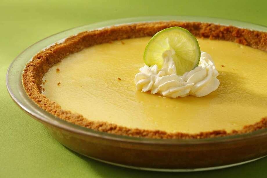 Emily Luchetti's Key Lime Pie Photo: Craig Lee, Special To The Chronicle