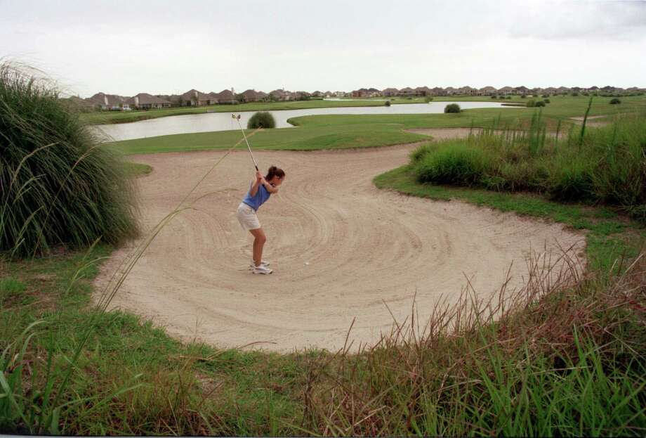 Southwyck Golf Club in Pearland hosts Houston Golf League members Sunday. Photo: John Everett, Houston Chronicle / Houston Chronicle