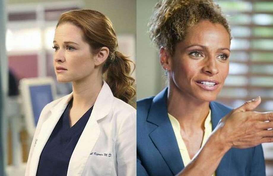 Grey\'s Anatomy\' Star Sarah Drew and Michelle Hurd to Lead \'Cagney ...